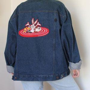 Vintage Looney Tunes Denim Jacket